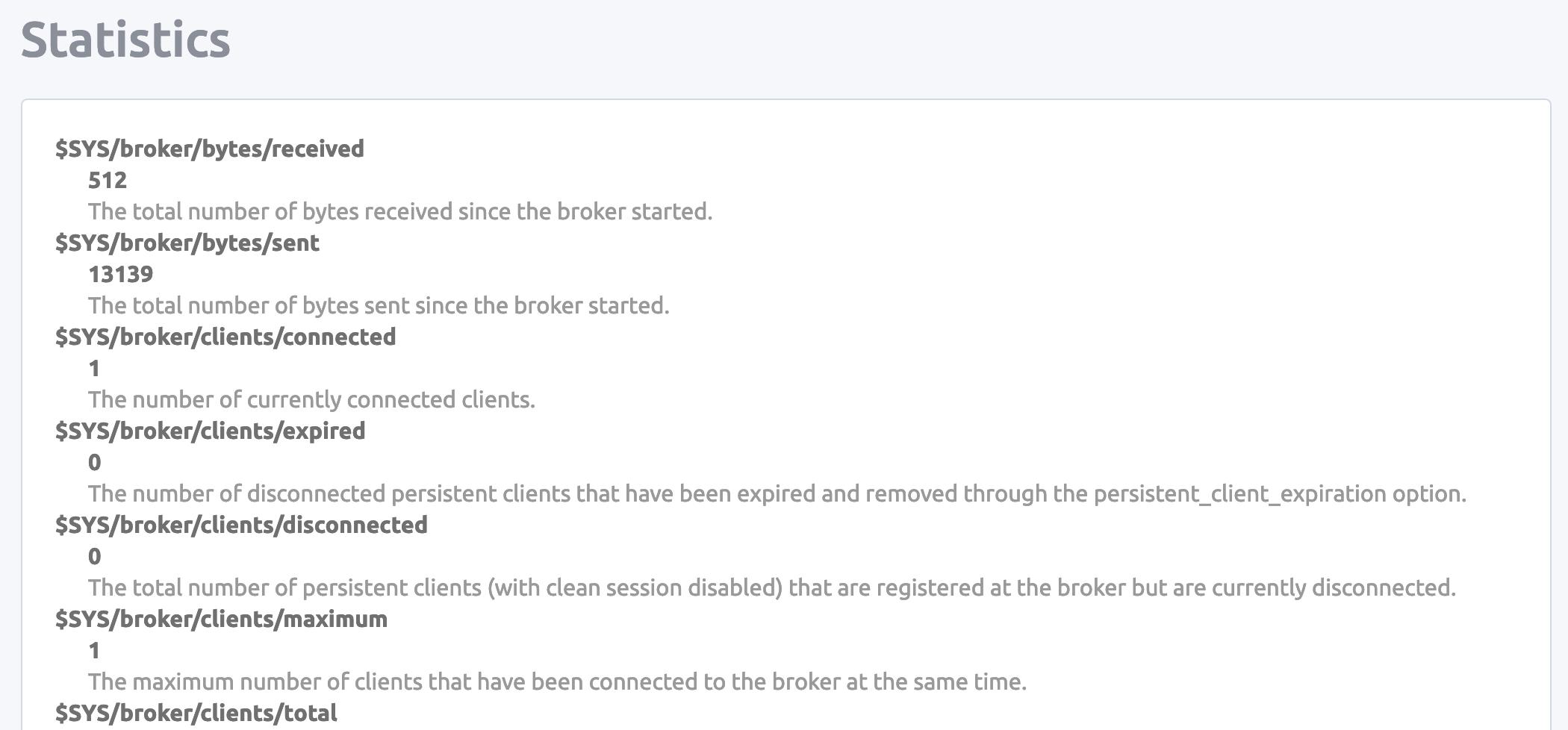 Documentation | CloudMQTT